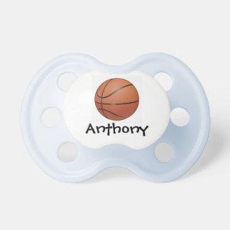 Tétine de conception de basket-ball