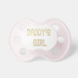 Tétine de fille de Daddys