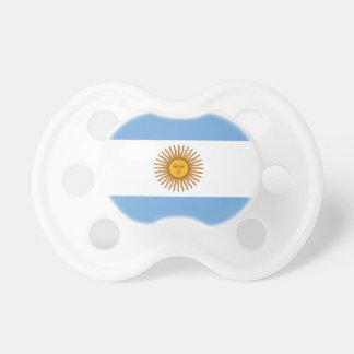 Tétine Drapeau de l'Argentine - le Bandera De Argentine