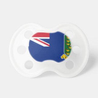 Tétine Drapeau des Îles Vierges britanniques
