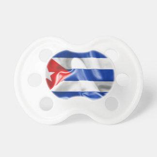 Tétine Drapeau du Cuba
