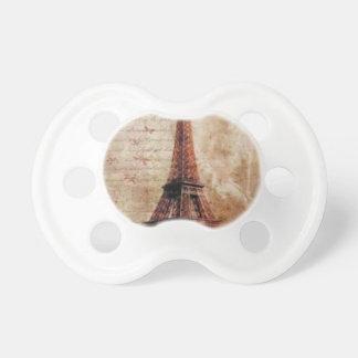 Tétine Eiffel Tower vintage Paris
