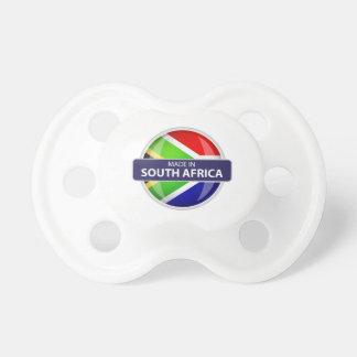 Tétine Fabriqué en Afrique du Sud