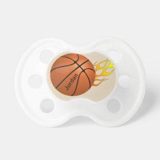Tétine Le basket-ball de l'enfant