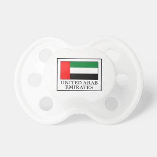 Tétine Les Emirats Arabes Unis