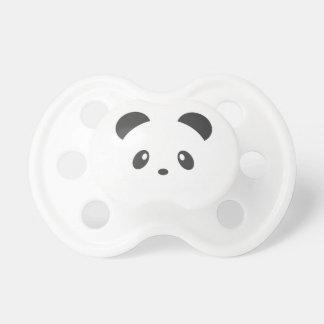Tétine mignonne de panda