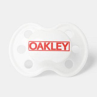 Tétine Timbre d'Oakley