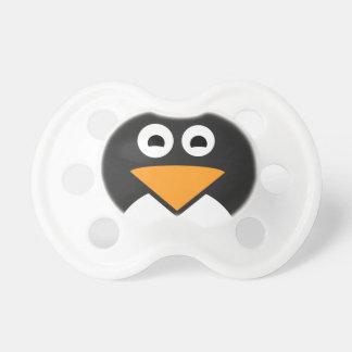 Tétine Visage de pingouin