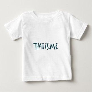 thatis.me baby t shirts