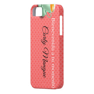 Thé avec mismangue coque barely there iPhone 5