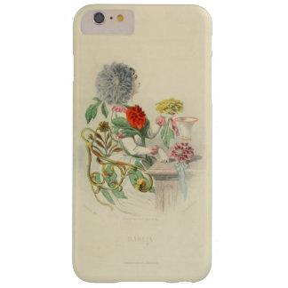 Thé féerique victorien de fleur coque iPhone 6 plus barely there