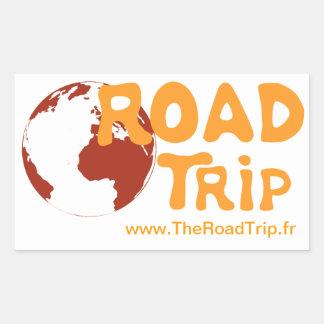 The Road Trip Sticker
