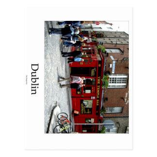 The Tempère Barre, Dublin, Ireland Cartes Postales