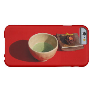 Thé vert japonais coque barely there iPhone 6