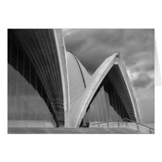 Théatre de l'opéra de Sydney Carte