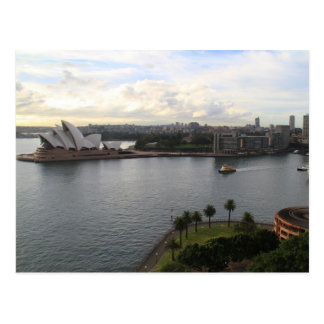 Théatre de l'opéra de Sydney Carte Postale