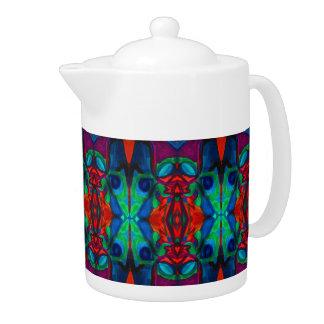 Théière - l'eau de thé