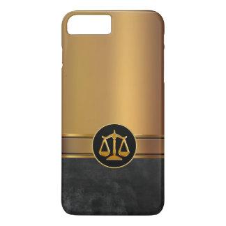 Thème de luxe de mandataire coque iPhone 7 plus