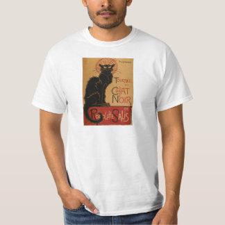 Théophile-Alexandre Steinlen - Tournée du Chat Noi T Shirt