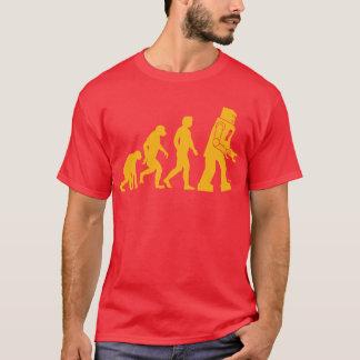 Théorie du Big Bang de tonnelier de Sheldon T-shirt