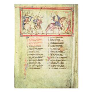 Thomas Becket Cartes Postales