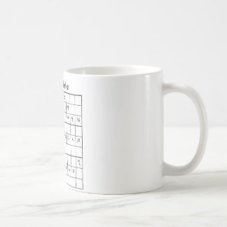 tibetandoku mug