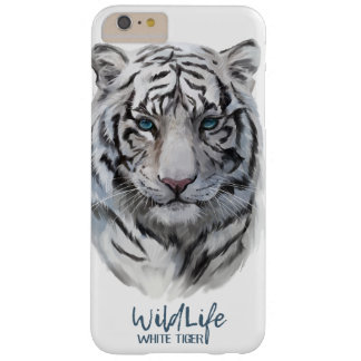 Tigre blanc 2 coque iPhone 6 plus barely there