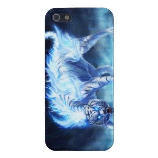 tigre blanc coque iPhone 5