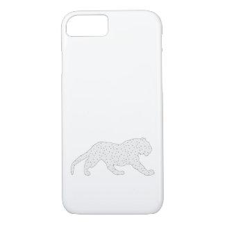 Tigre blanc coque iPhone 7