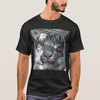 Tigre blanc magnifique t-shirt