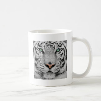 Tigre blanc mug