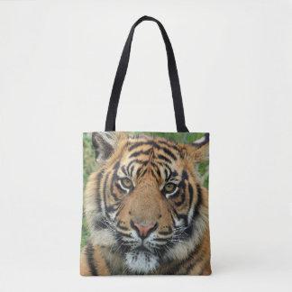 Tigre Custom Sac fourre-tout tout imprimé