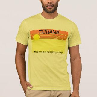 Tijuana - customisé t-shirt