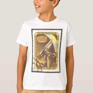 Timbre 1957 d'astronomie de l'URSS de T-shirt