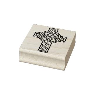 Timbre d'art d'illustration de la croix celtique 3