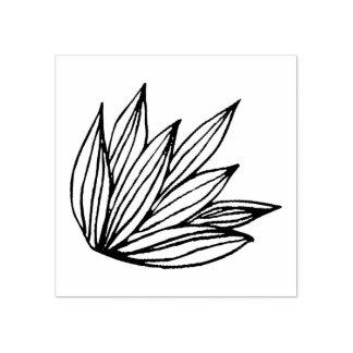 Timbre de croquis de Lotus