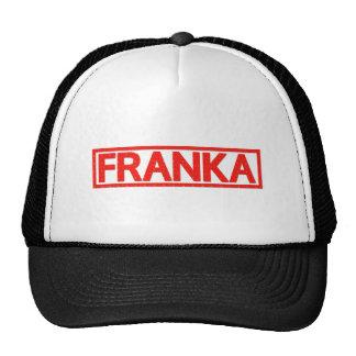 Timbre de Franka Casquette