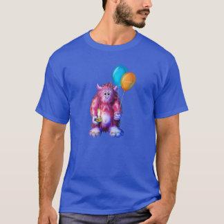 Tintement de tintement peu de T-shirt de joyeux