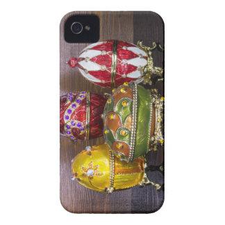 Tir d'oeufs de groupe coque Case-Mate iPhone 4