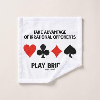 Tirez profit du pont irrationnel de jeu