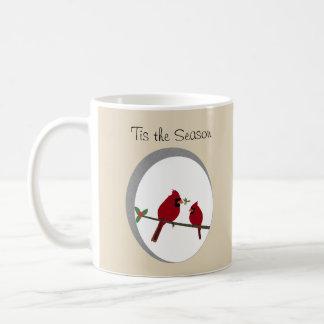 'Tis la tasse de café de saison