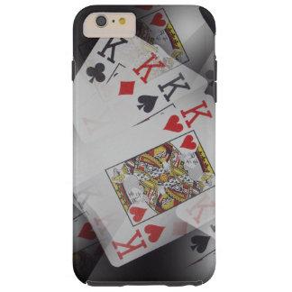 Tisonnier, _Kings, _Quads, iPhone 6/6s de _Tough Coque Tough iPhone 6 Plus