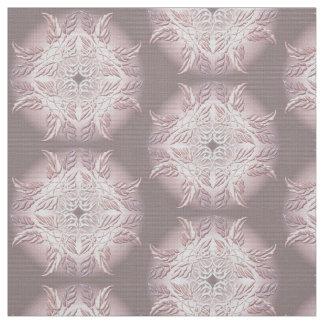 Tissu Bel élément décoratif de feuille