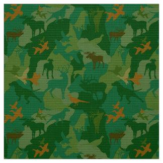 Tissu Cammo/camoflauge2/odee/deer/phesant/moose/elk/dog
