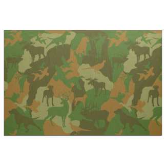 Tissu Cammo/camoflauge /odee/deer/phesant/moose/elk/dog