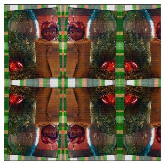 Tissu de cabine de Noël de Skookum