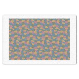 Tissu de camouflage de Losenge Papier Mousseline