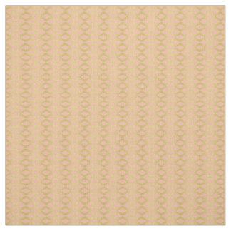 Tissu de corail de mélange de Chevron d'or de