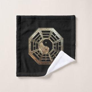 Tissu de lavage de Yin Yang Bagua
