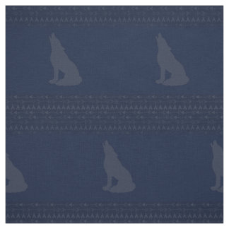 Tissu de loup de marine